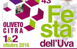 43 Festa Uva oliveto citra 2016