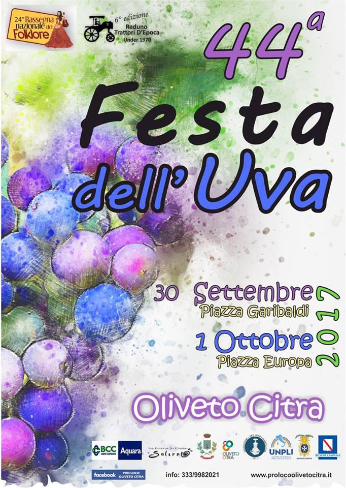 44 festa uva oliveto citra 2017