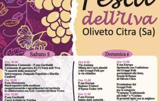 festa uva 2019 oliveto citra